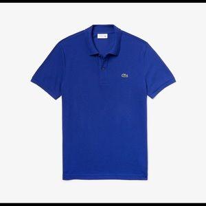 Men's Lacoste Polo Size 4